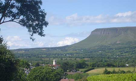 ben bulben sligo tourist info