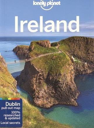 Map Of Ireland Headlands.Lonely Planet Ireland Travel Guide Irish Tourist Information